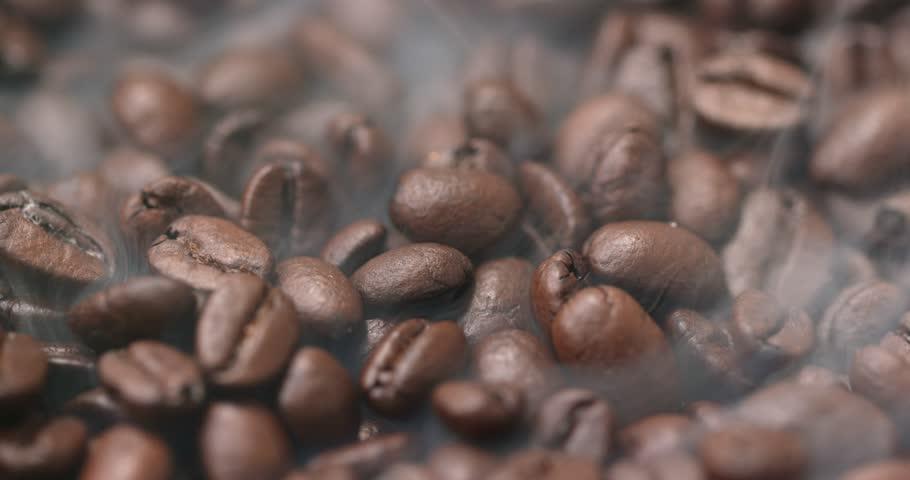 Roasted coffee bean | Shutterstock HD Video #1023031717
