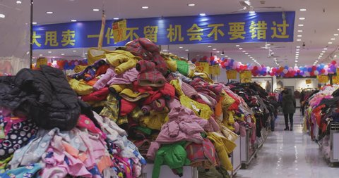 7e6b1ac30e0 Cheap Clothing Store Stock Video Footage - 4K and HD Video Clips ...