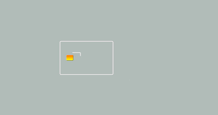 Blank sim card with chip, stroke animation | Shutterstock HD Video #1024151027