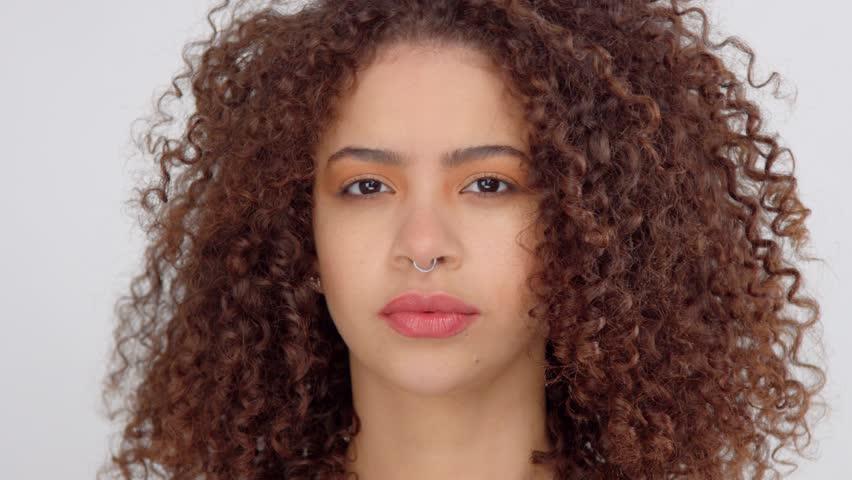 Hot mixed race woman 3