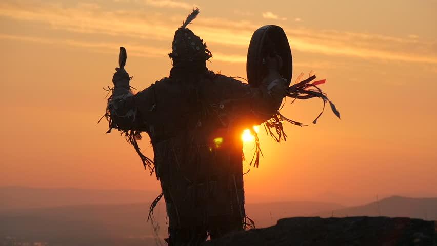 shamanistic ritual