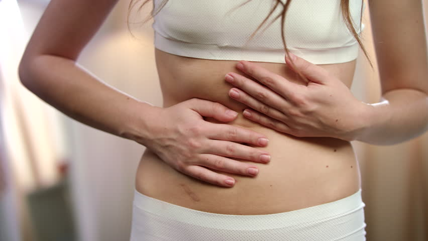 Stomach Pain Female