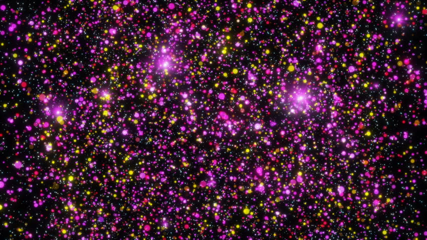 Background colorful glitter abstract particles | Shutterstock HD Video #1025362157