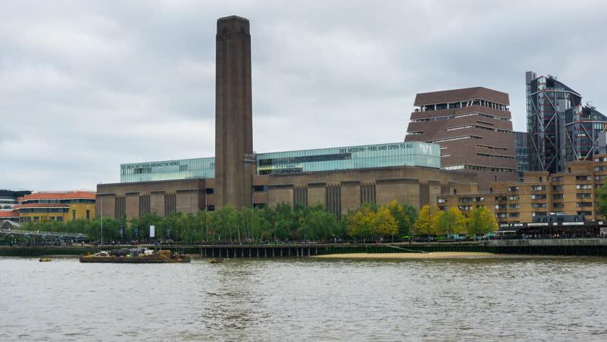 Famous Tate Modern Art