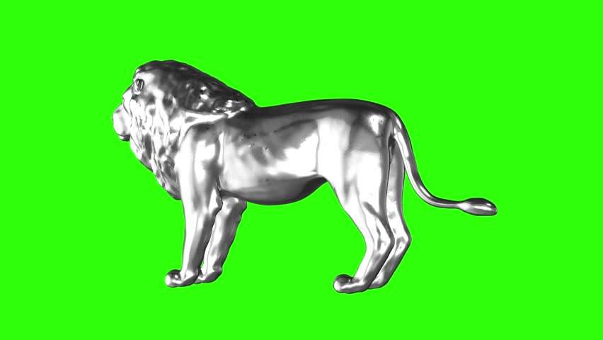 Free Green Screen Lion Stock Video Footage - (2,635 Free