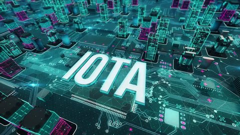 Cryptocurrency with IOTA