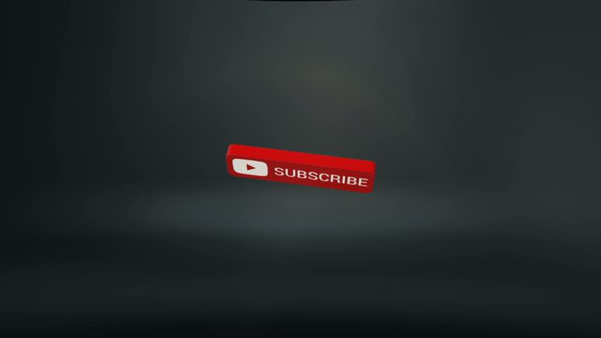 Subscribe Button Stock Video Footage – Grcija