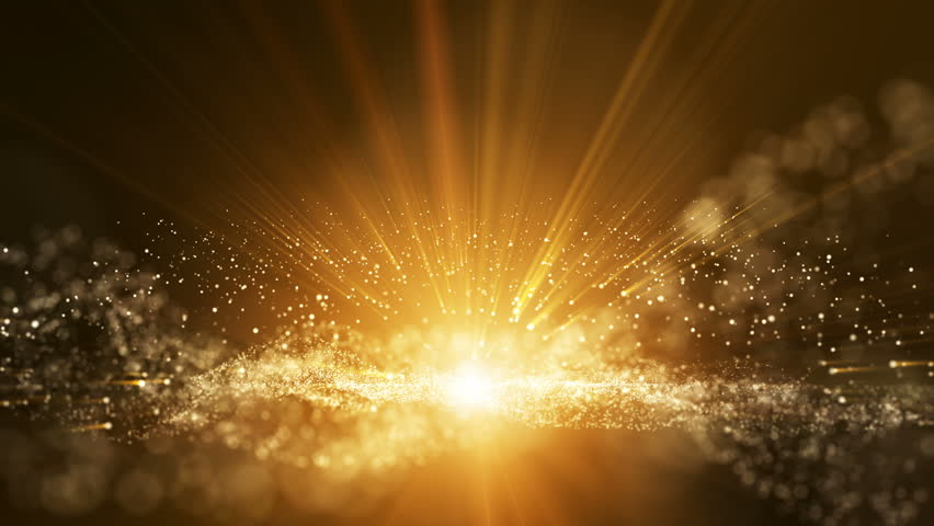 Dark brown background, digital signature with particles, sparkling waves, curtains and areas with deep depths. The particles are golden light lines.  | Shutterstock HD Video #1026381947