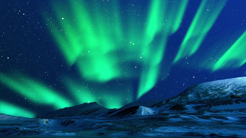 Northern lights Iceland Polar Aurora Borealis, Northern lights  Norway Aurora Borealis, Northern lights Canada Polar Aurora Borealis, Northern lights Finland Aurora Borealis 4k Video Polar Animation | Shutterstock HD Video #1026799757