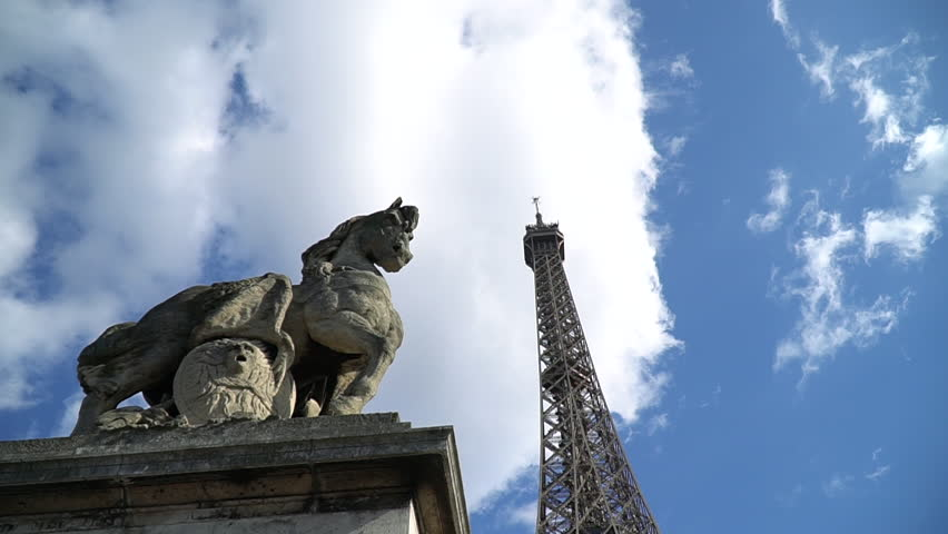 City of paris. streets and architecture. Sights of France and people | Shutterstock HD Video #1027380317
