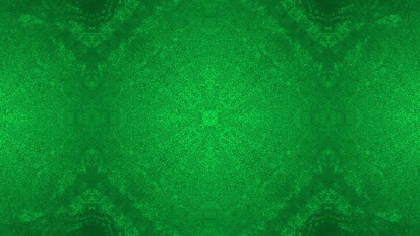 3d Abstract green colored kaleidoscope. | Shutterstock HD Video #1027658237