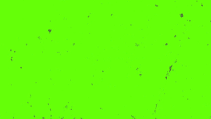 Animated old film effect on green screen loop edited frame by frame 4k | Shutterstock HD Video #1028415107