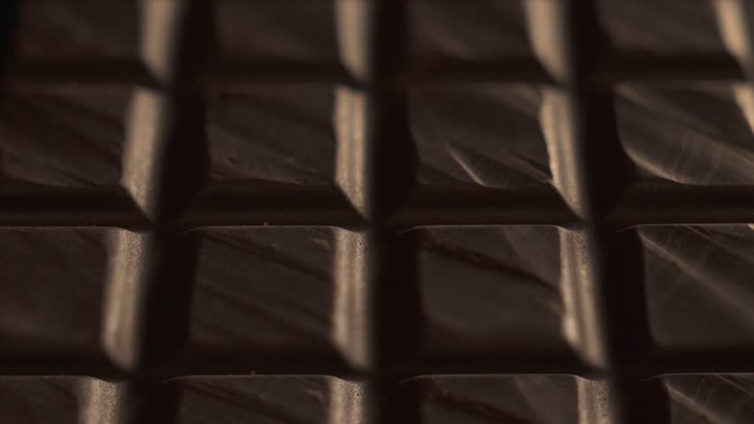 Sliding through a chocolate bar | Shutterstock HD Video #1029108887