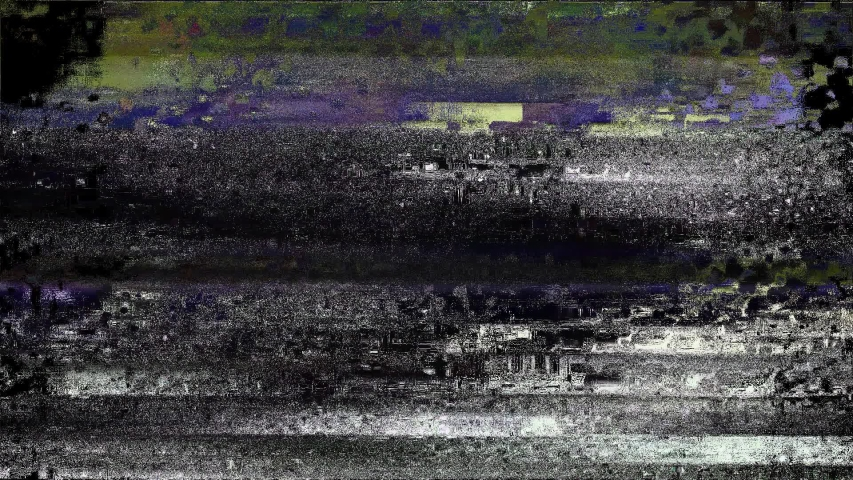 Cogent Glitch TV Static Noise Signal Problems Computer Generated Motion graphic Background animation | Shutterstock HD Video #1029752717
