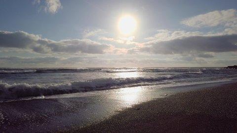 Lanzarote Beach Sunset Salinas de Janubio
