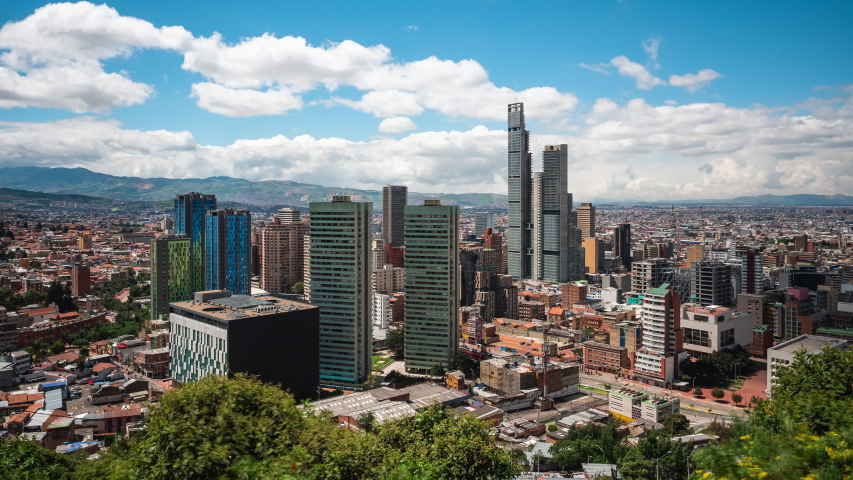 Bogota, Colombia's exciting capital, is leaving its ...  |Bogota
