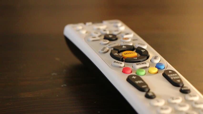 TV Remote Control (Generic Non-Brand)