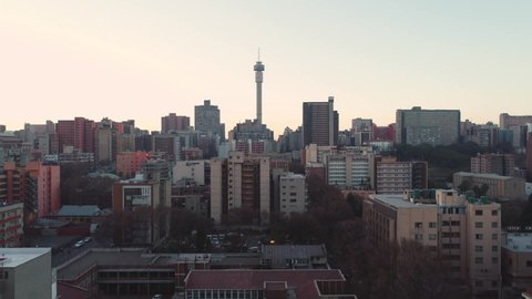 Johannesburg Skyline , South Africa, Gauteng