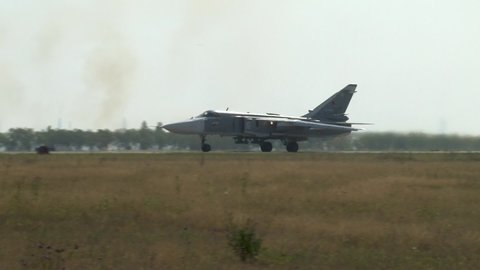 Sukhoi Stock Video Footage - 4K and HD Video Clips