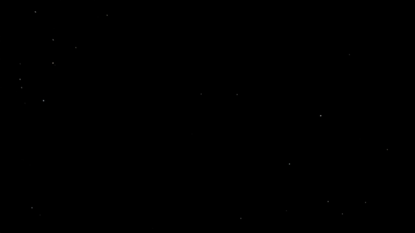 White ashes scattered on black background 4k | Shutterstock HD Video #1035546647