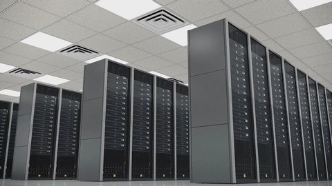 view of the storage server