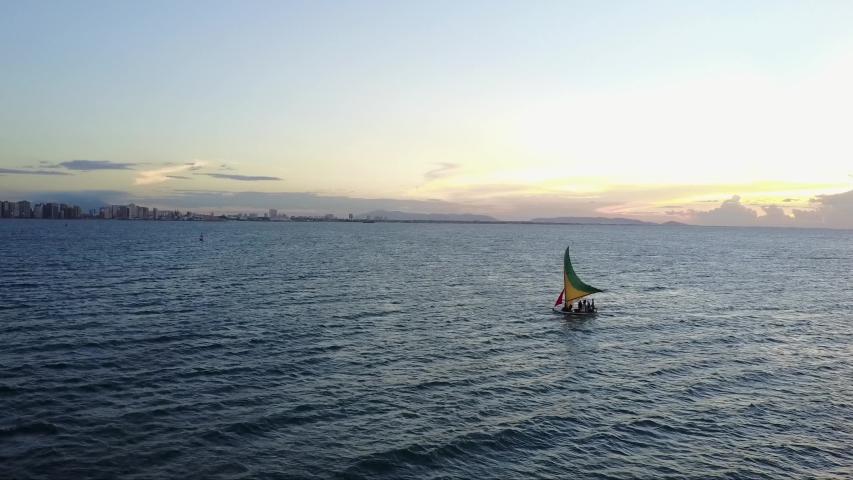 Fortaleza Sea - Ceará - Brazil | Shutterstock HD Video #1037350817