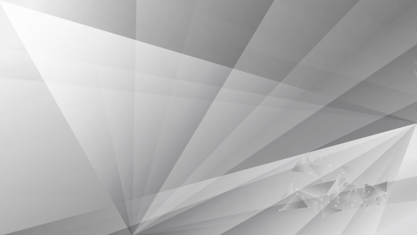 Geometric white and gray with space modern   technology geometric motion graphic design. illustrations clip art | Shutterstock HD Video #1044920407