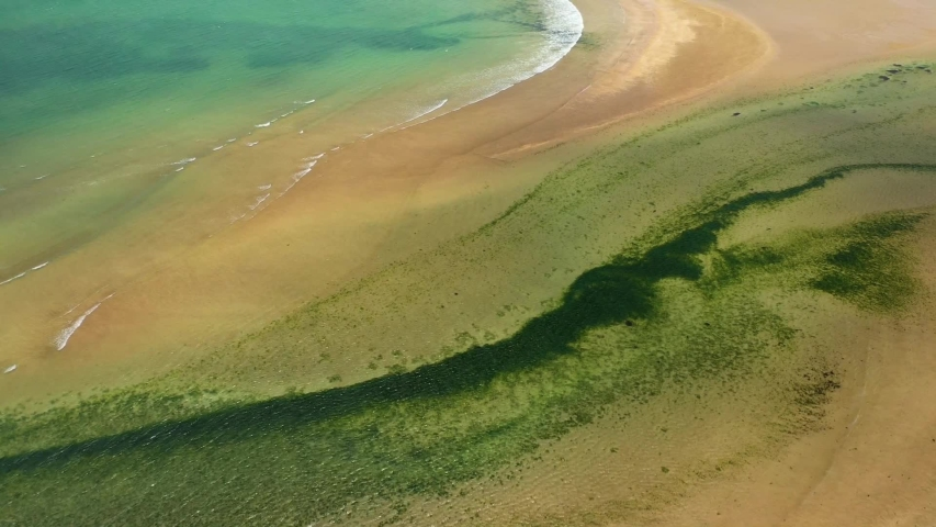 Shooting Jongdal-ri Beach on Jeju Island | Shutterstock HD Video #1045450567