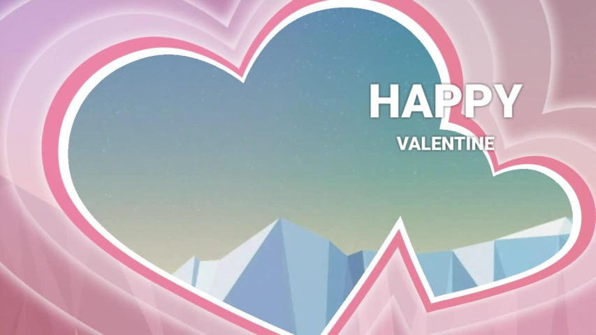 Happy Valentine's Day Messages from the Heart for Lover | Shutterstock HD Video #1046165527