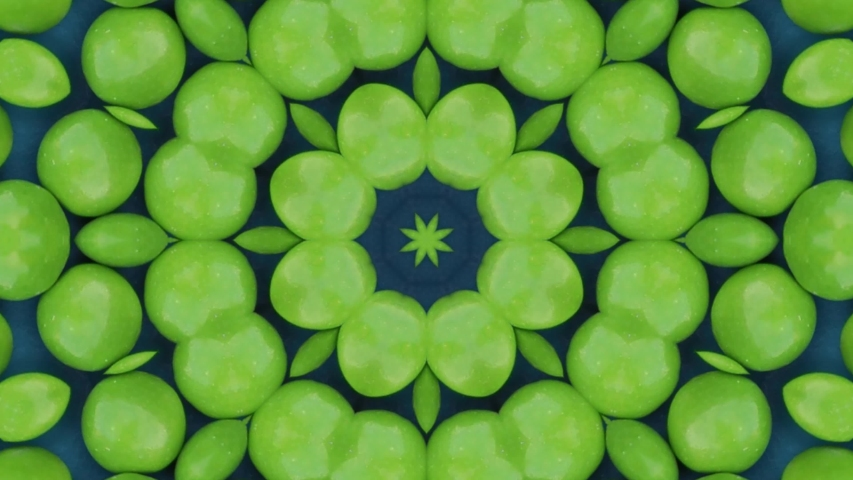 Poly Art Kaleidoscope Hypnotic Pattern Animation Footage   Shutterstock HD Video #1046948497