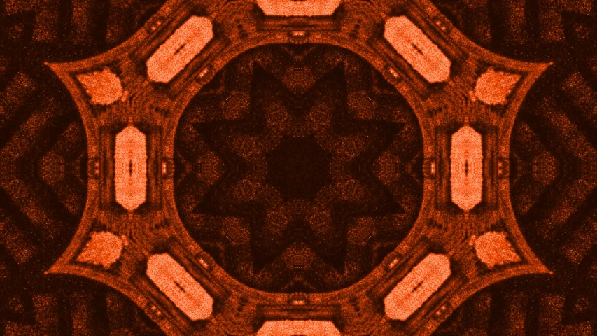 Poly Art Kaleidoscope Hypnotic Pattern Animation Footage   Shutterstock HD Video #1046948587