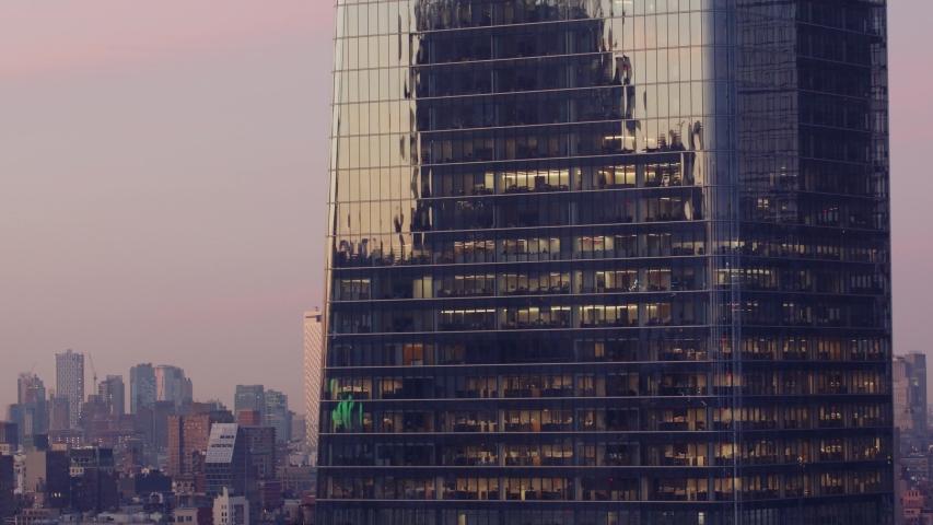 New York streets empty during coronavirus | Shutterstock HD Video #1048900477