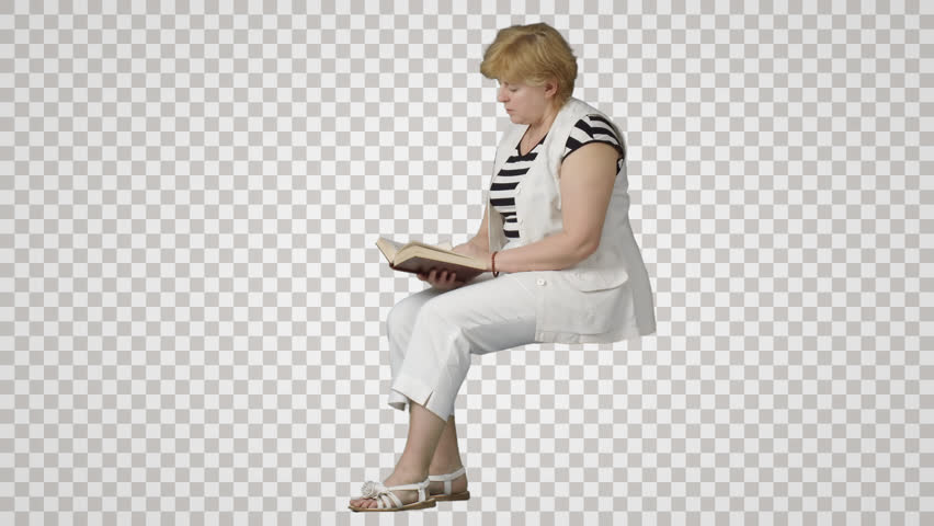 person sitting in chair back view png. Adult Woman In White With Big Red Bag Sits On The Bench, Calls, Talk. Side View. File Format - Mov. Codec PNG+Alpha. Combine These Footage Your Person Sitting Chair Back View Png