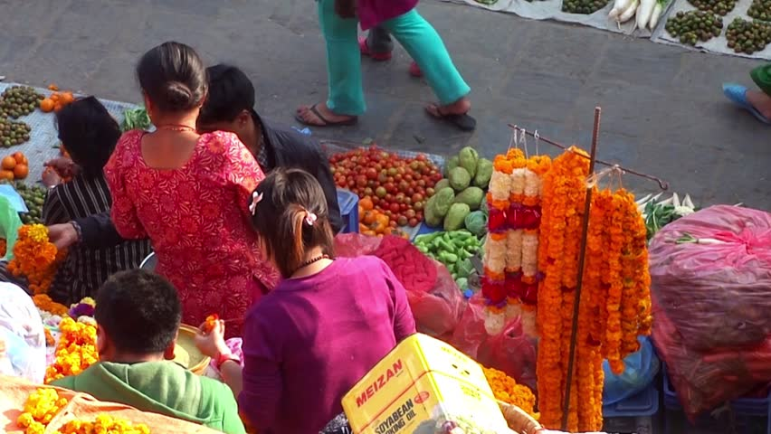Kathmandu , Nepal - November Stock Footage Video (100% Royalty-free)  10886807 | Shutterstock