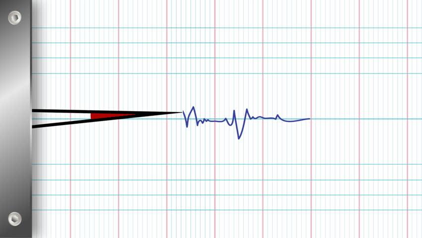 Header of seismometer