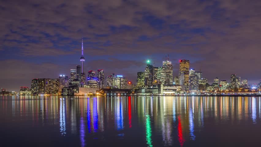 Header of Toronto
