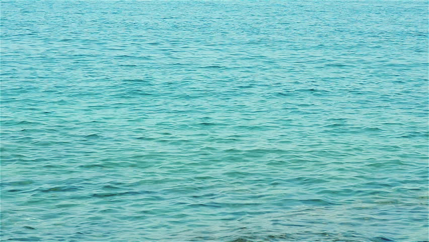 Sea Water Texture Top View Stock Footage Video 11448272