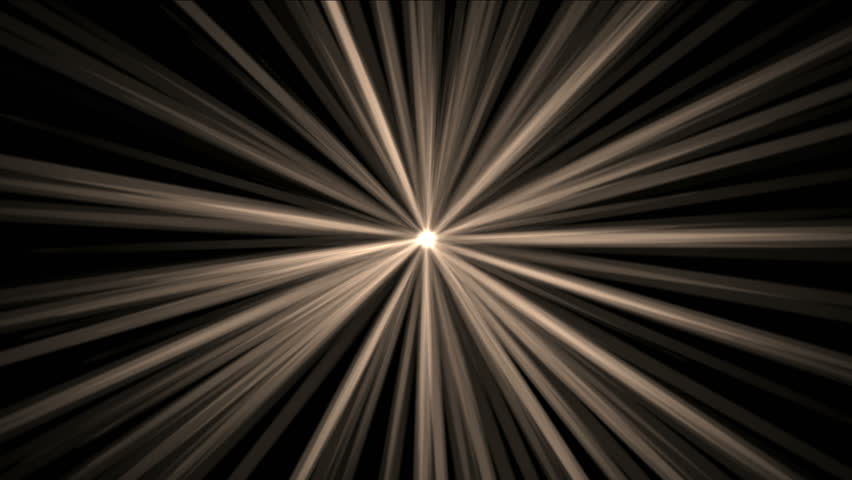 4k Abstract gold rays hope light background,flare star sunlight,radiation ray laser energy,tunnel passage lines backdrop. 1330_4k