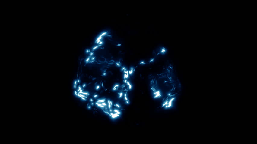 Blue exotic abstract   Shutterstock HD Video #11136716