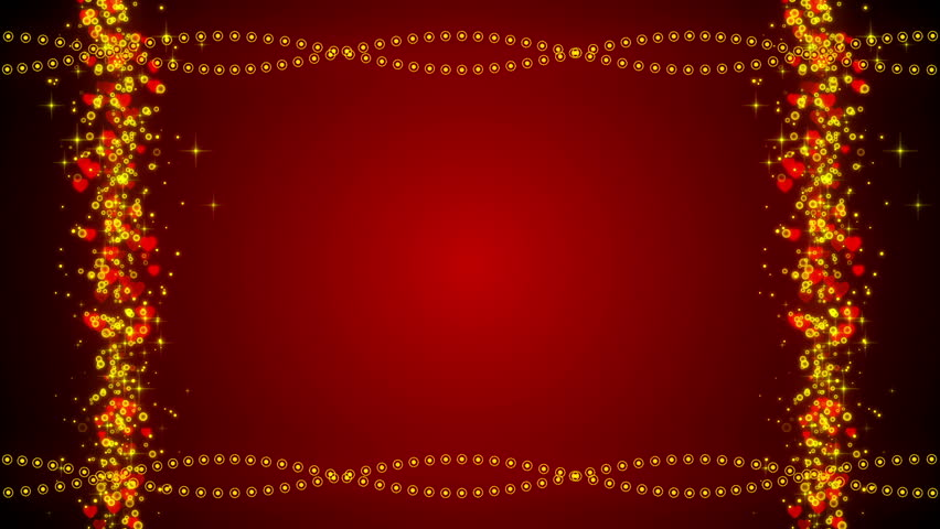 Hd00 20wedding Abstract Background Frame Loop