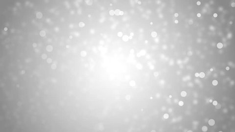 Lights silver bokeh background. High Definition abstract motion backgrounds ideal for editing. VJ Elegant abstract. Christmas Animated Background. loop able abstract background circles.