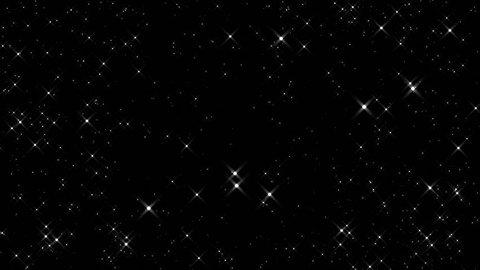 Sparkling Stars Shining