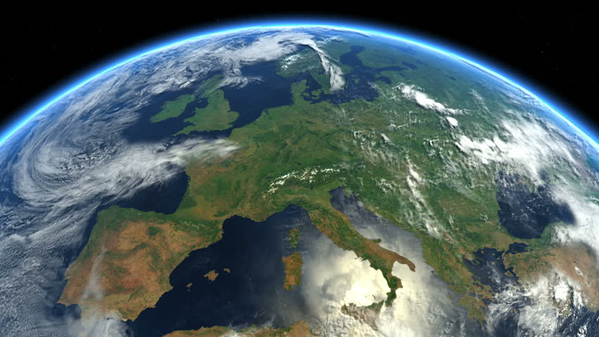 Europe the european states from space clip contains earth europe the european states from space clip contains earth europe rotation gumiabroncs Choice Image