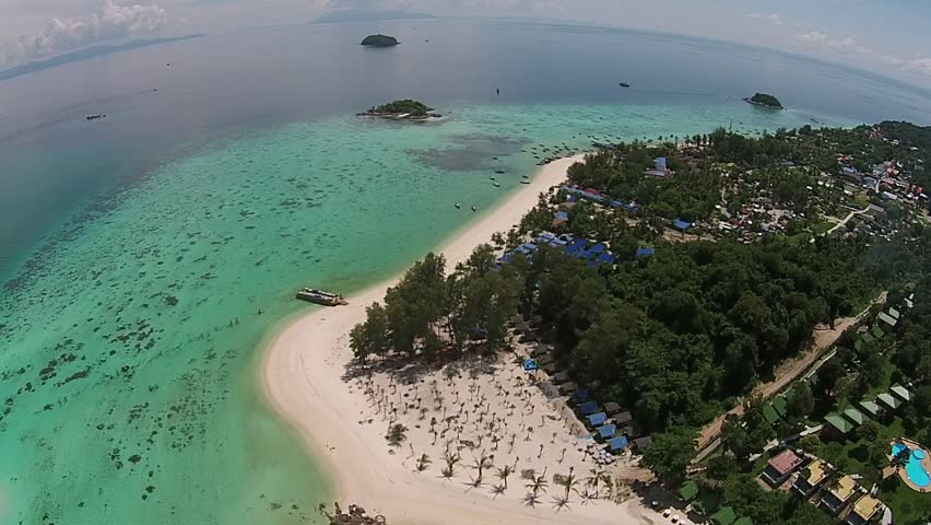 Thailand beach & island | Shutterstock HD Video #11510867