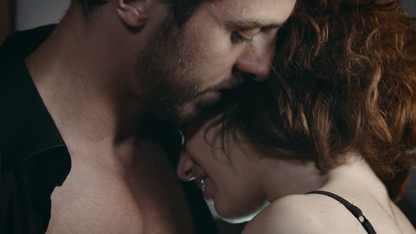 Having kissing people sex video