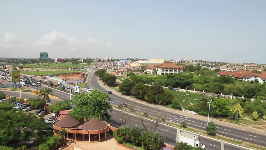 African City, Accra  Ghana