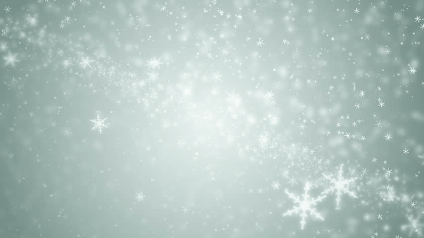 elegant grey abstract with snowflakeschristmas animated