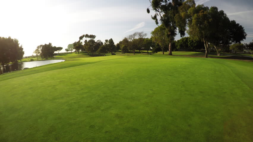 4K Aerial golf course scenes in SoCal. Aerial panning, scenic golf course in Southern California. Shot with GOPRO HERO BLACK in 4K UHD.