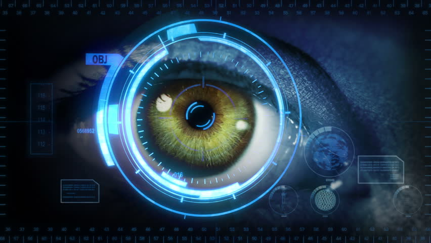 3D Scanning Mri Capsule Sci Fi Tube Cyborg Animation -5359