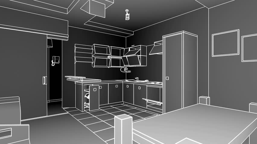 Interior creation #1184983